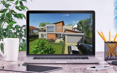 3D ARCHITECTURAL VISULIZATIONS
